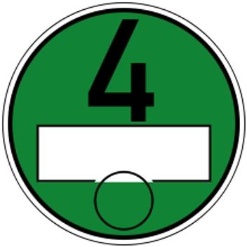 Feinstaubplakette grün, Umweltzone, Autotechnik Keller, Meiningen